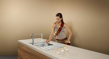 Кухненски мивки от инокс BLANCO