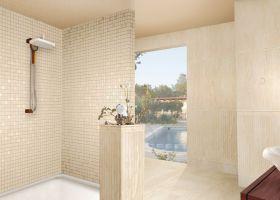 Серия плочки за баня DAINO 25х75 см.
