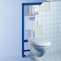 Структури за вграждане за WC