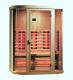 Инфрачервена сауна NEW YORK с инфрачервени нагреватели ST D70720 - 3 човека
