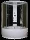 Хидромасажна душ кабина с вана CUBA/ SALSA ST-TR20/25, размери 120x120/130х130, ъглова, затворена
