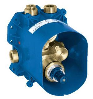GROHE Rapido Т - Тяло за вграждане за термостатен смесител за душ, вана/душ или централен смесител