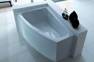 Акрилна вана PRAGA , асиметрична, ъглова, 160x90 см.