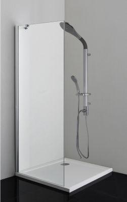 Параван за баня SANOFLEX MF 70-120, неподвижен, височина 195 см., различни ширини