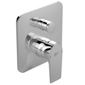 Ideal Standard TESI смесител за вграждане за вана и душ, външна част