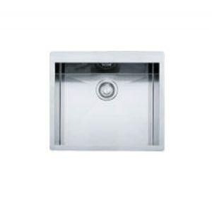 FRANKE Planar PPX 210-58 Inox, кухненска мивка от неръждаема стомана за над плот