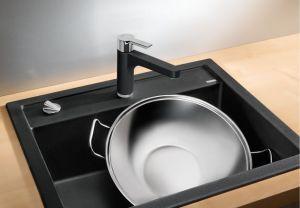 BLANCODALAGO 6 F - SILGRANIT ™ 10 цвята кухненска мивка от синтетичен гранит