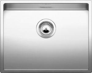 Кухненска мивка от инокс BLANCO C-STYLE 500 U Монтаж под плот