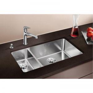 BLANCO ANDANO 340/180 - U кухненска мивка от инокс - под плот с автоматичен сифон