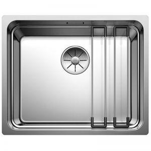 BLANCO ETAGON 500-IF кухненска мивка от инокс с автоматичен сифон