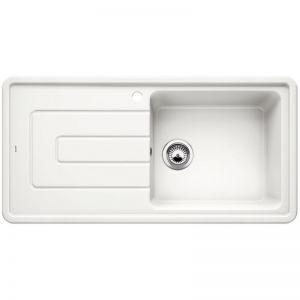 BLANCO TOLON XL 6S Кухненска мивка керамика кристално бял гланц