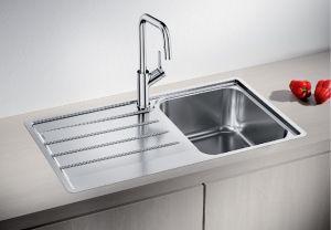 BLANCO LEMIS  45S- IF  Кухненска мивка от инокс