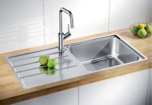 BLANCO LEMIS XL  6 S- IF  Кухненска мивка от инокс