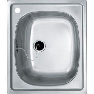 FRANKE Avenire AОX 610 Inox, кухненска мивка от неръждаема стомана за над плот