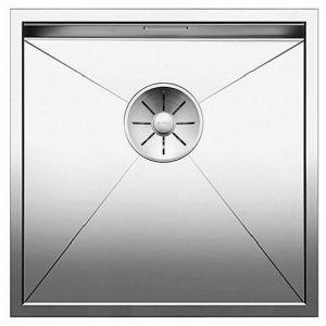 Кухненска мивка от инокс BLANCOZEROX 400-U  Монтаж под плот