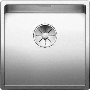 BLANCO CLARON 400- U кухненска мивка от инокс - под плот