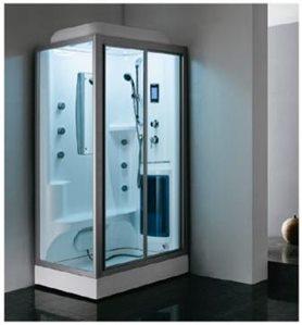 Парна душ кабина METRON MY-2270