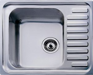 ТЕКА Super Bowl 1C Кухненска мивка от инокс