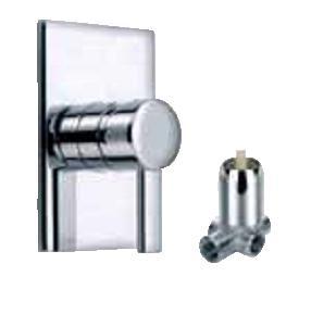 ПИКАСО смесителна батерия за вграждане за душ /четирипътен/