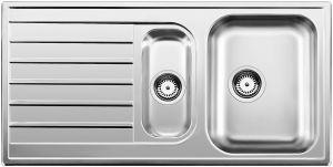 Кухненска мивка от инокс BLANCOLIVIT 6S лен