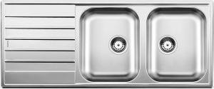 Кухненска мивка от инокс BLANCO LIVIT 8S