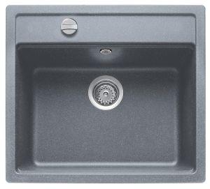 Кухненска мивка от синтетичен гранит ТЕКА MENORCA 60 S-TG, различни цветове