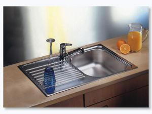 BLANCOTIPO 45S Compact Кухненска мивка мат