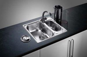BLANCOTIPO 6 Кухненска мивка от инокс