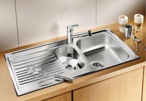 BLANCOTIPO 6S Кухненска мивка от инокс