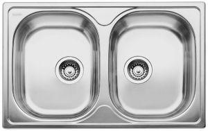 BLANCOTIPO 8 Compact Кухненска мивка от инокс