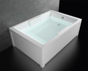 Акрилна вана ATINA, правоъгълна, за двама, 180х120 см.
