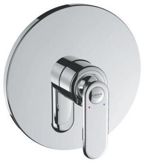 GROHE Ondus Veris, 1-ръкохватков смесител за вграждане за душ, външна част, без тяло за  вграждане (35501)
