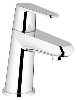 GROHE Eurodisc Cosmopolitan EcoJoy®, Стоящ вентил (кран), пестящ вода