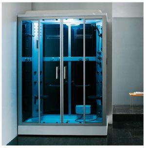 Парна душ кабина METRON MY-2266