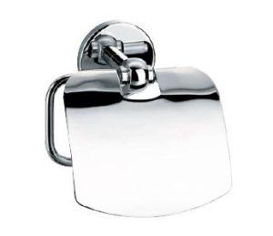 Държач за тоалетна хартия с капак АПОЛО