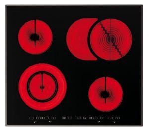 PYRAMIS 58HL  632 Стъклокерамичен плот с котлони Сензорен бижуте