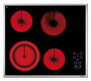 PYRAMIS 58HL  531 Стъклокерамичен сензорен плот с котлони