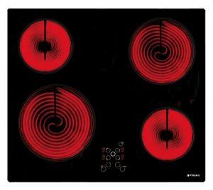 PYRAMIS 58HL  436 Стъклокерамичен сензорен плот с котлони