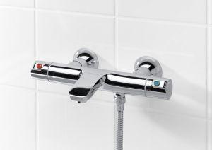 ROCA VICTORIA термостатна смесителна батерия за вана/душ