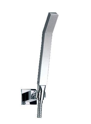 СЕТ ПИКАСО - регулируем държач, метален подвижен душ  и шлаух