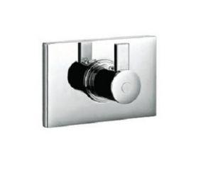 ПИКАСО термостатна смесителна батерия за душ за вграждане