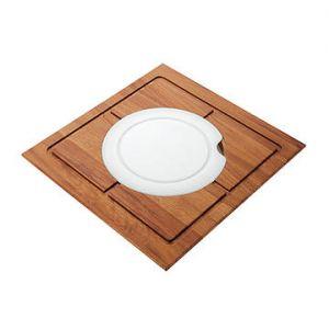 FRANKE аксесоар за мивка - Дъска Plannar Махагон