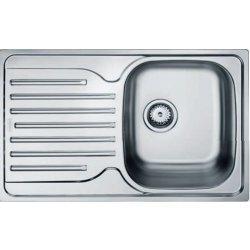 FRANKE Polaris PXN 611-78 Inox, кухненска мивка от неръждаема стомана за над плот