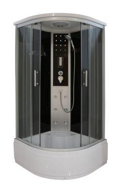 Хидромасажна душ кабина VITA ST-CL97 QUICK LINE, 90х90х215 см - затворена, бърз монтаж