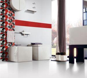 Подова плочка за баня DUO Rojo, 33,3х33,3 см. - различни цветове