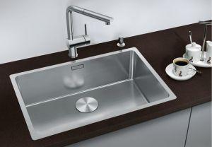 BLANCOANDANO 700-IF кухненска мивка от инокс с автоматичен сифон