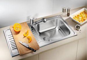 BLANCOTIPO XL 6S Кухненска мивка от инокс