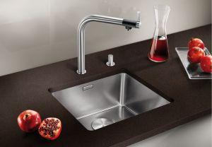 BLANCO ANDANO 450- U кухненска мивка от инокс - под плот