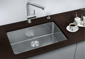 BLANCO ANDANO 700- U кухненска мивка от инокс - под плот- с автоматичен сифон