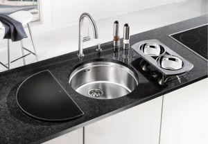 BLANCO RONIS - U кухненска мивка от инокс - под плот- без аксесоари